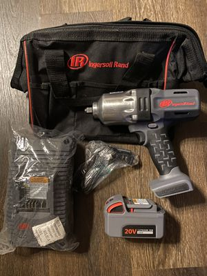 Ingersoll 1/2 impact wrench set for Sale in Lodi, CA