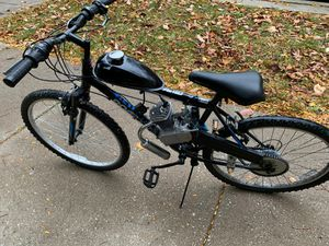 80 cc moterized bike for Sale in Chicago, IL