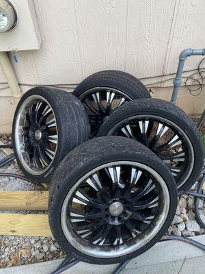 MAAS RACING WHEELS for Sale in Smyrna, GA