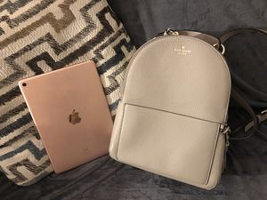 Kate spade brand new leather backpack(original price $329 for Sale in Bellevue, WA