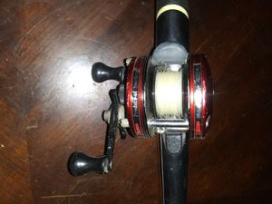 Special edition Abu Garcia fishing pole for Sale in Shelbyville, TN