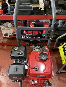 Brand New Ipower 2700 psi Gas Pressure Washer Only Asking $220 for Sale in La Habra,  CA