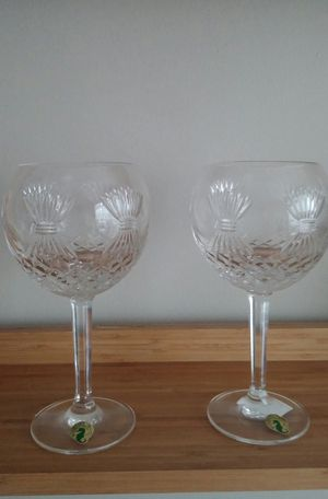Waterford Crystal Millennium Collection/2 Prosperity Toasting Goblets for Sale in Germantown, MD