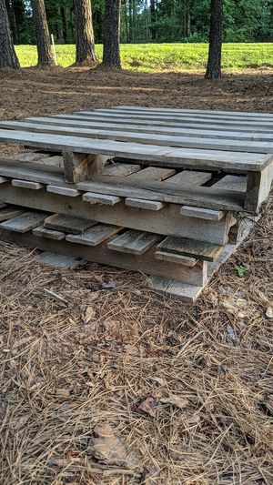 Wood Pallets for Sale in Raleigh, NC