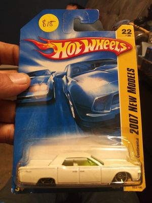 64 Lincoln Continental Hot Wheel for Sale in Los Angeles, CA