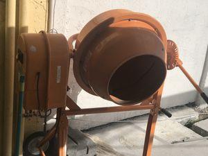 Concrete Mixer for Sale in Miami, FL