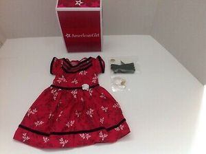 American Girl Doll- Cecile's Special Red Dress Outfit NIB (Retired) for Sale in Harahan, LA