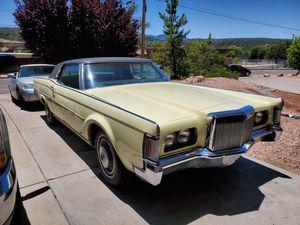 1971 Lincoln MK III Big Block for Sale in Payson, AZ