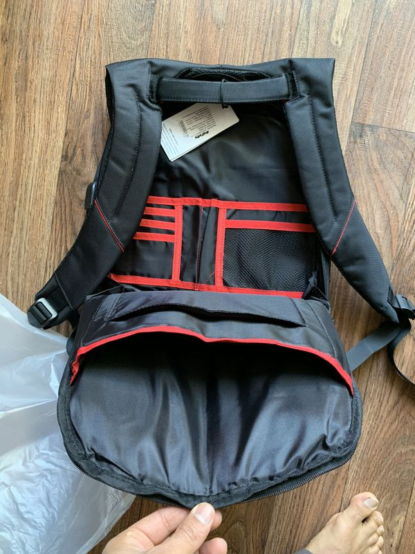Brand new Laptop Backpack with USB Port for Work - Black
