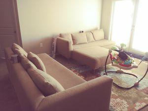 Grey Goose Couch Set In good standard. for Sale in Manassas, VA