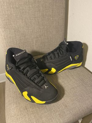 Jordan 14 Retro Thunder for Sale in Laguna Niguel, CA