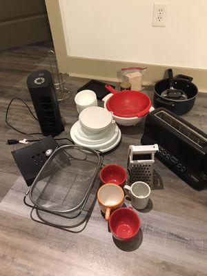 Misc kitchen supplies for Sale in Atlanta, GA