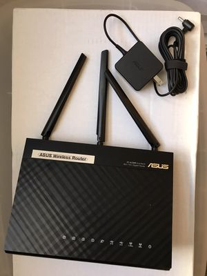 ASUS Wireless Router for Sale in Jersey City, NJ