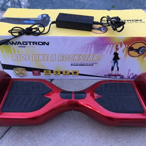 Like New Sawgtron T1 Hoverboard for Sale in Temecula, CA