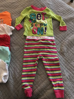12 months baby girl clothes for Sale in UNIVERSITY PA, MD
