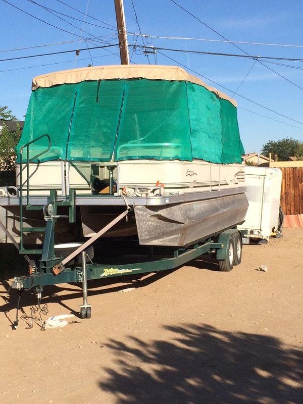 Pontoon boat 26' 1999 ERCOA party boat