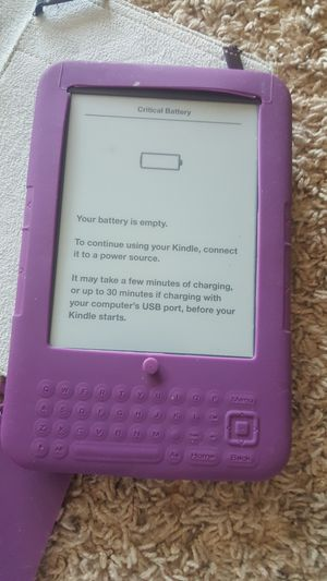 Amazon kindle for Sale in San Diego, CA