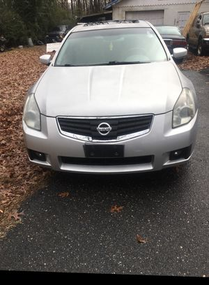 2007 Nissan Maxima 3.5 SE (Sliver) for Sale in Columbia, MD