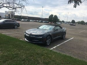 2017 Chevy Camaro RS Convertible for Sale in Lancaster, OH
