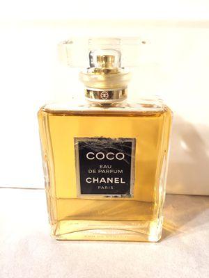 Authentic Coco Eau de Parfum CHANEL 3.4oz Perfume for Sale in San Diego, CA