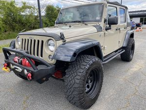 2017 Jeep Wrangler Unlimited for Sale in Dumfries, VA