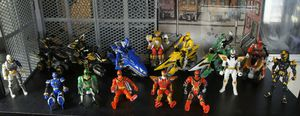 Power rangers mixed lot for Sale in Glendora, CA