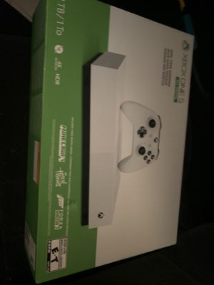 1 TB Xbox one s for Sale in Boise, ID