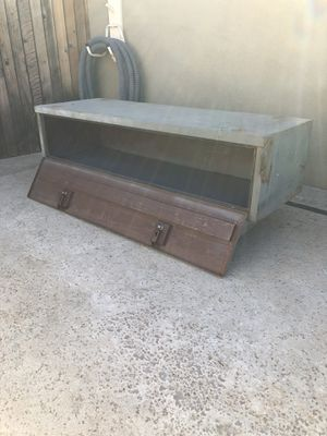 Truck under body toolbox for Sale in Highland, CA