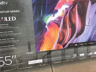 "55"" inch Hisense Quantum Dot ULED 4K for Sale in East Los Angeles,  CA"