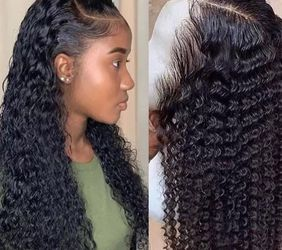 24 Inch Deep Wave Lace Wig for Sale in Los Angeles,  CA