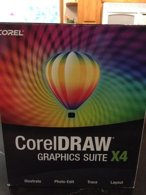 CorelDraw Graphics Suite for Sale in Snohomish, WA