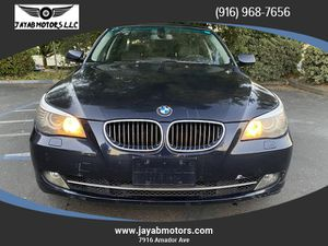 2008 BMW 5 Series for Sale in Sacramento, CA