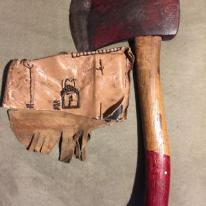 Marbles Scout /Camp Hatchet Very Rare for Sale in Grayland, WA