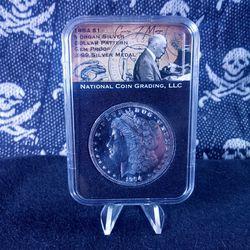 1964 Morgan Silver Dollar .999 silver Gem Proof for Sale in Berryville,  VA