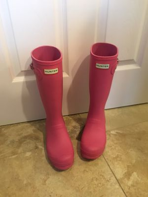 Hunter Rain Boots for Sale in Saint Cloud, FL