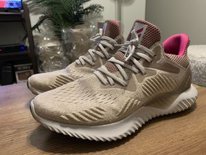 Adidas Alphabounce Beyond 'Chalk Pink' (Size 10) for Sale in Boca Raton, FL