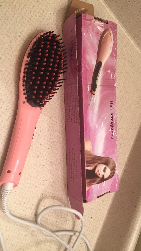 Hair Straightener for all hair types silky 4c kinky coily curly