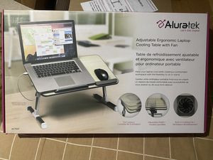 Aluratek laptop cooling stand for Sale in Streamwood, IL
