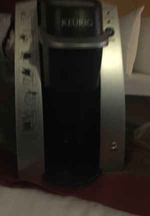 BRAND NEW BLACK KEURIG COFFE MACHINE for Sale in Miami, FL