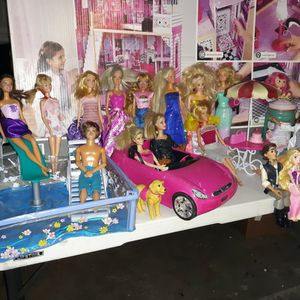 Barbies for Sale in Norwalk, CA