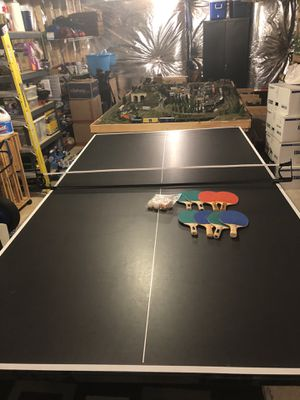 Ping Pong Table for Sale in Chantilly, VA