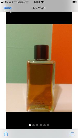 CHANNEL perfume original for Sale in Los Angeles, CA