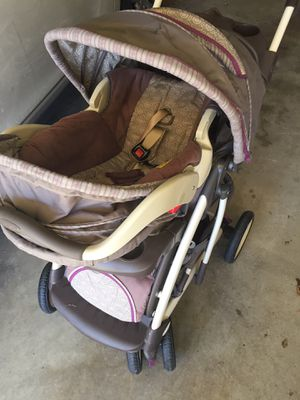 Baby stroller and car seat( GRACO) for Sale in Nashville, TN