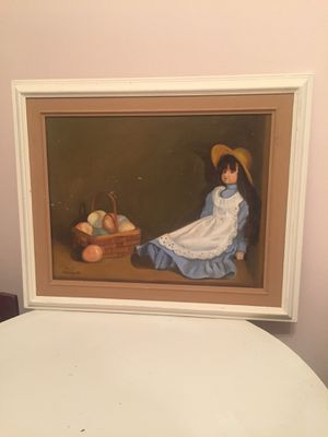 Vintage oil painting for Sale in White Plains, NY