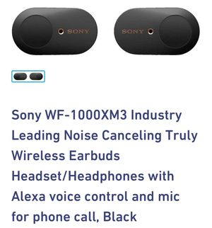 Sony earbuds for Sale in Peoria, AZ