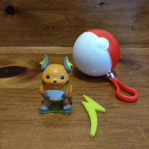 Old Raichu Burger King Toy for Sale in Cary, NC
