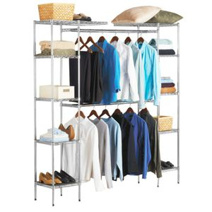 UltraZinc Expandable Closet Organizer System by Seville Classics for Sale in Houston, TX