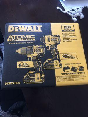 Dewalt Atomic Drill set for Sale in Tucson, AZ