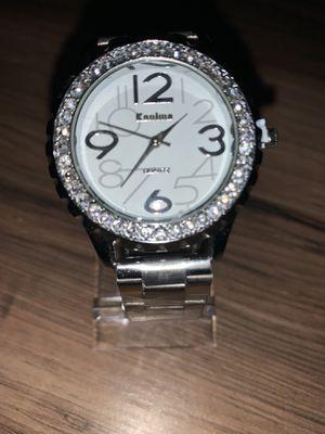 Women's watch Silver Color for Sale in Tijuana, MX