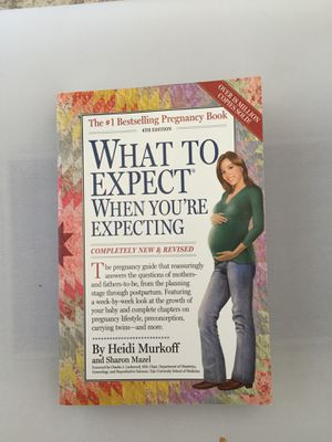 Book, what to expect when you are expecting for Sale in Fairfax, VA